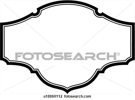 450x334 Vector Sign Shapes Clipart