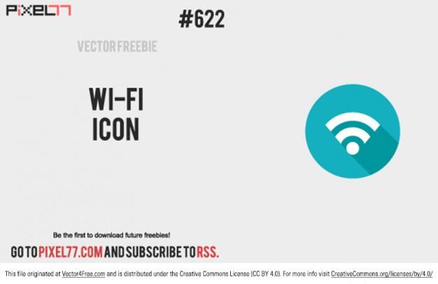 626x407 Wifi Signal Vector Icon Vector Free Download
