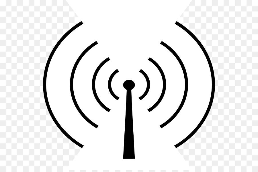 900x600 Aerials Wireless Radio Frequency Identification Signal Clip Art
