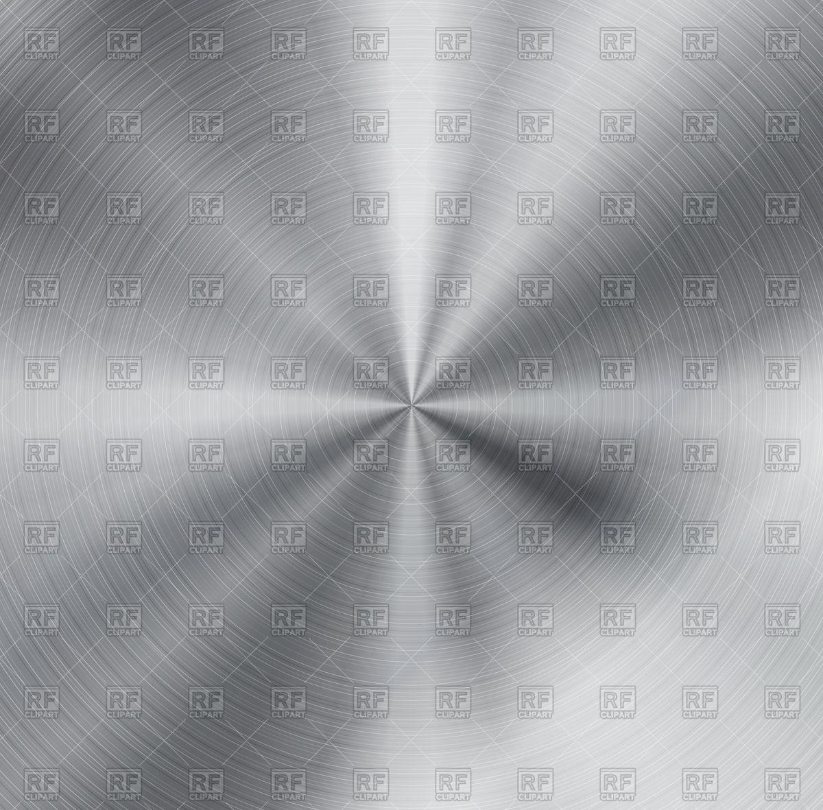 1200x1181 Silver Metallic Texture Background Vector Image Vector Artwork