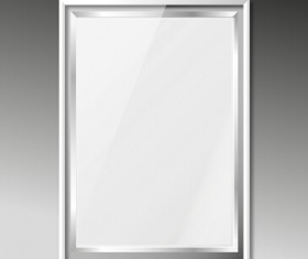 280x235 Photo Frame Vector