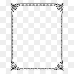 260x261 Silver Border Png, Vectors, Psd, And Clipart For Free Download