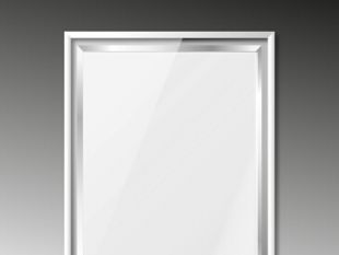 310x233 Silver Frame Free Vectors Ui Download