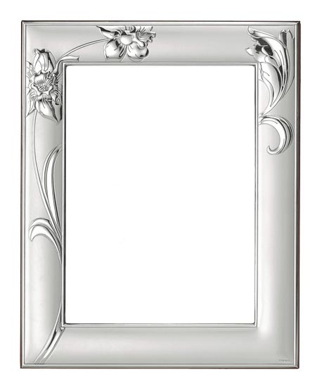 458x555 Silver Photo Frames For Photoshop