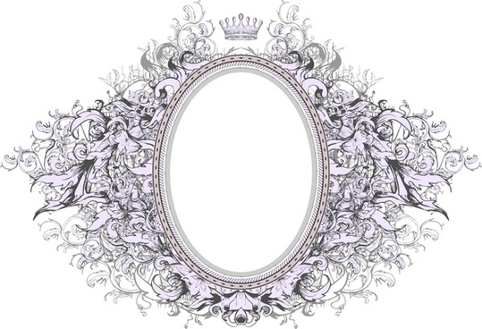 539x368 Gorgeous European Frame Free Vector Download (9,414 Free Vector