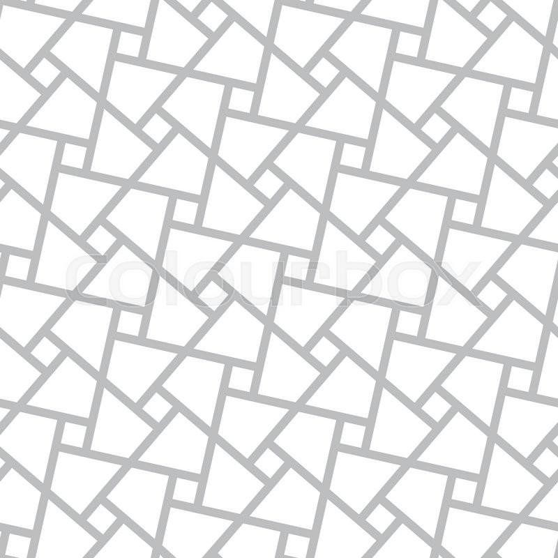 800x800 Vector Seamless Pattern