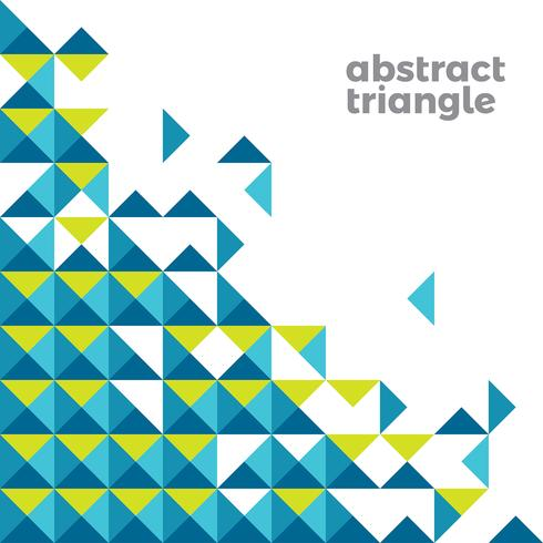 490x490 Abstract Triangle Simple Background
