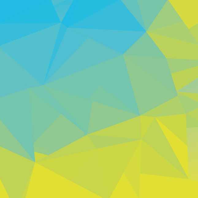 646x646 Blue Green Simple Abstract Polygonal Background Vector Vector Art