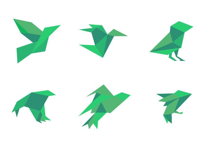 700x490 Free Simple Wonderful Bird Vectors 111559