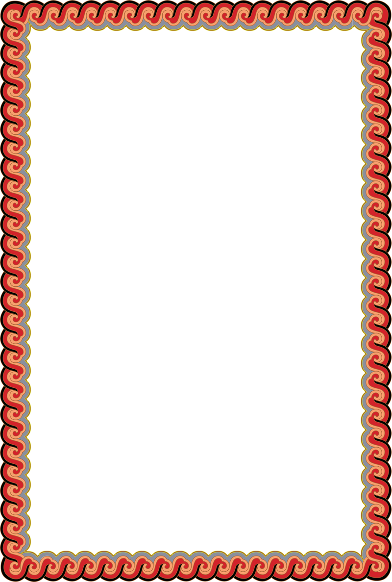 800x1187 Simple And Practical Border Vector Series 1 50p