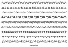286x200 Simple Border Free Vector Art