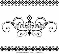 236x217 Simple Filigree Scroll Designs Filigree Design