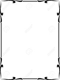 194x259 Znalezione Obrazy Dla Zapytania Simple Frame Vector Wedding