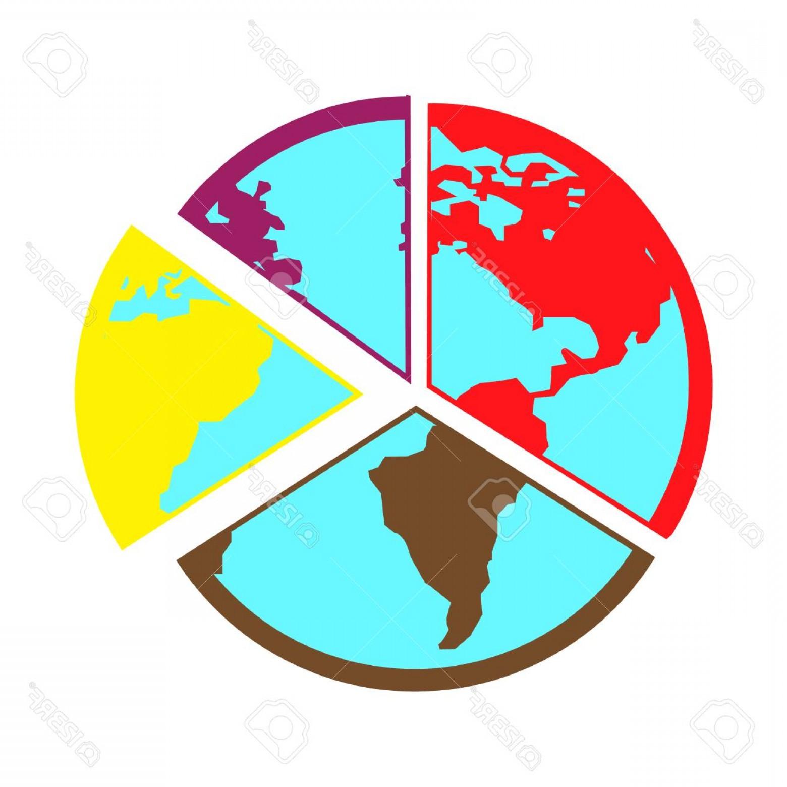 1560x1560 Photostock Vector Simple Flat Color Globe Icon Vector Shopatcloth