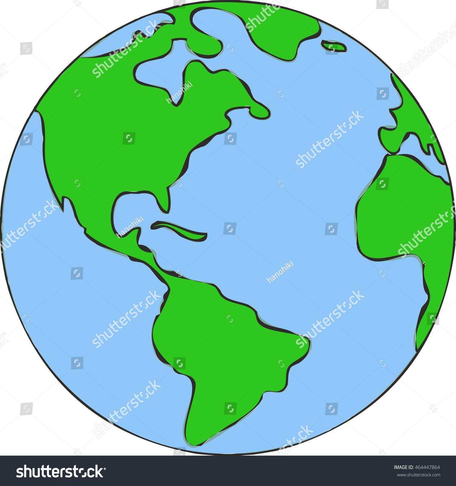 1500x1599 World Map In Globe Vector Copy Globes Clipart Panda Beautiful