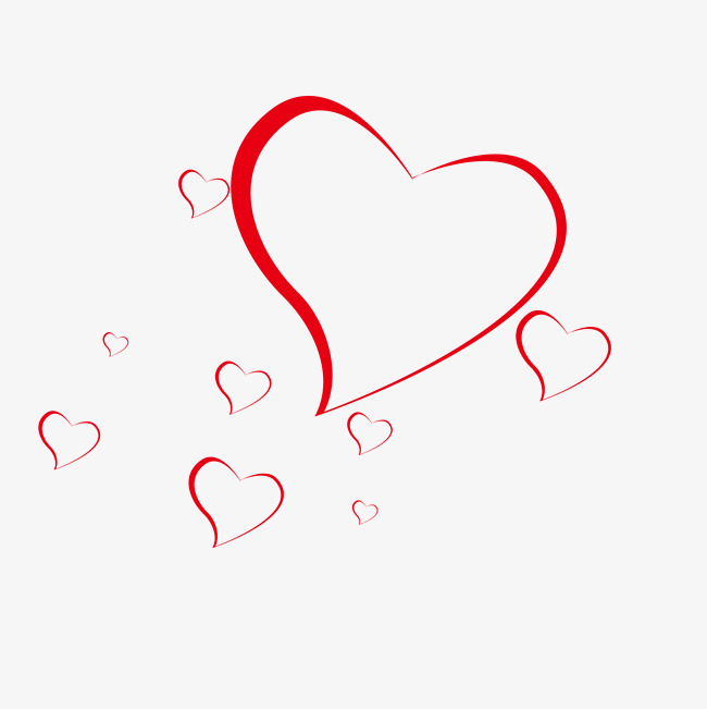 650x651 Simple Heart, Heart Vector, Red, Heart Png And Vector For Free