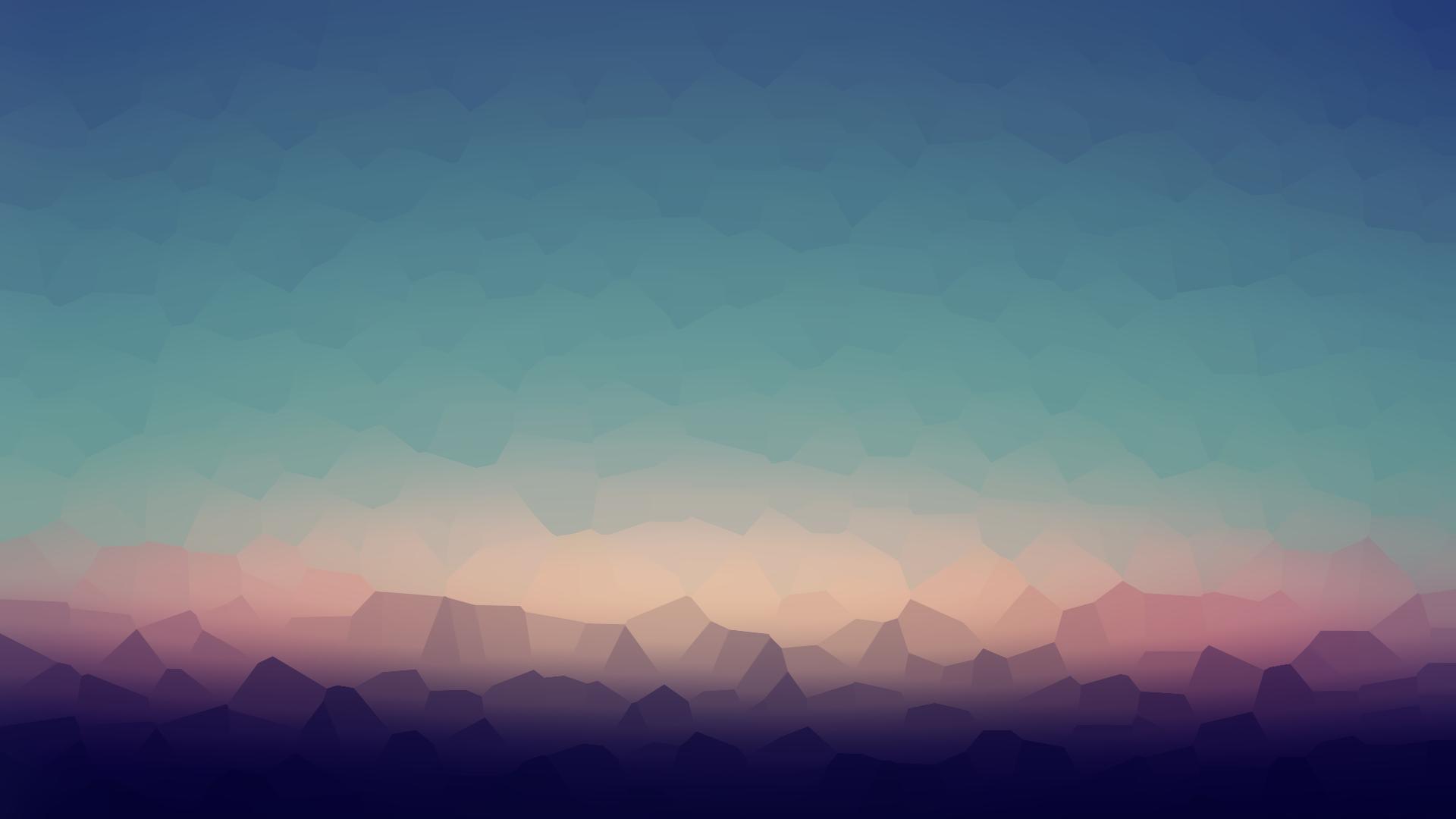 Simple Vector Wallpaper