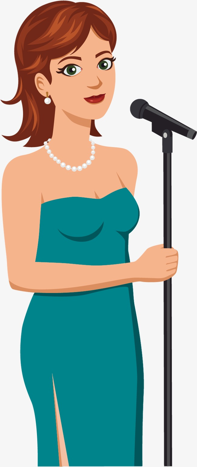 650x1540 Singer Vector Image, Sing A Song, Vector, Singer Png And Vector