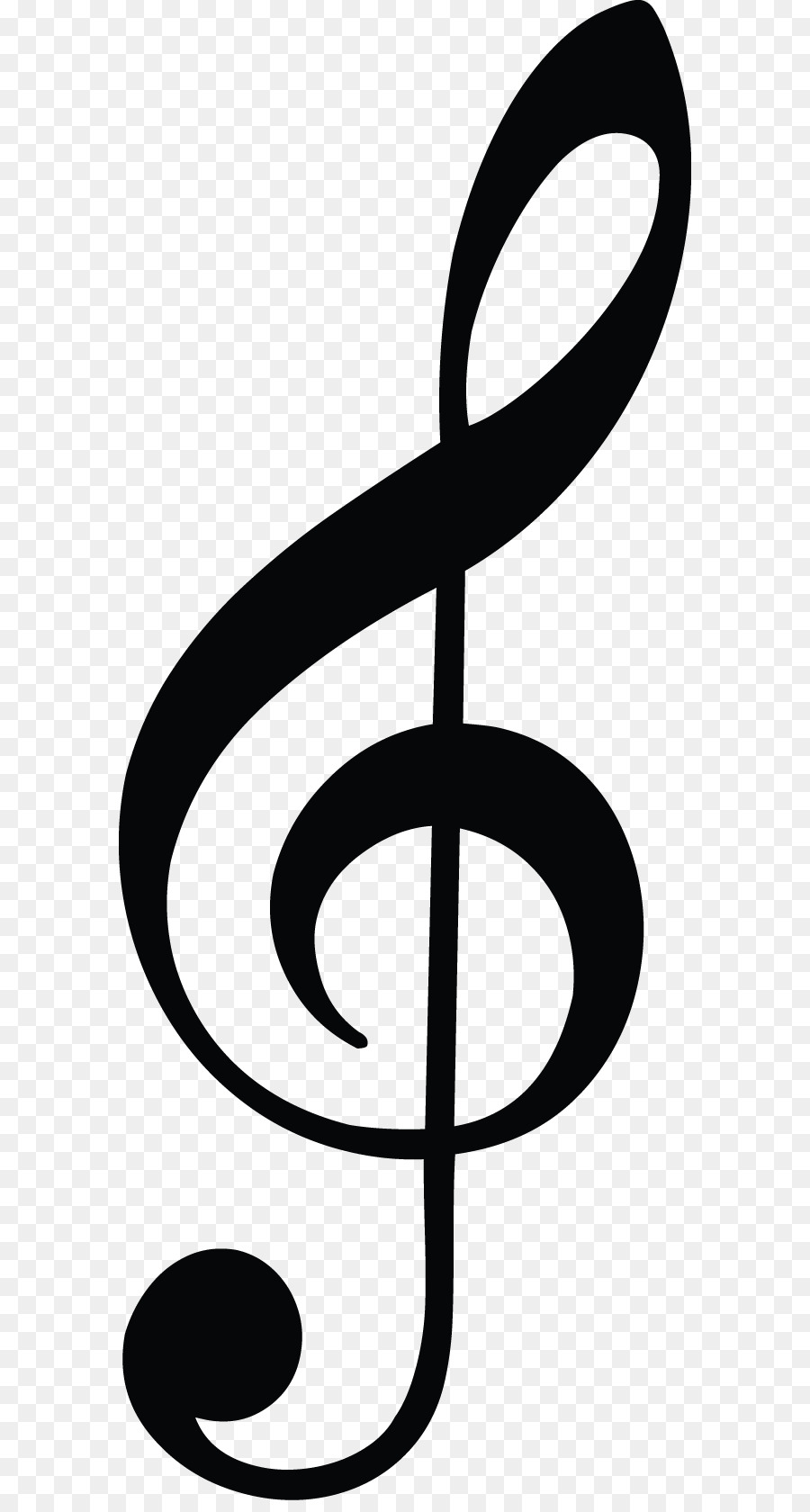 900x1680 Black And White Music Notes Clip Art Infinity