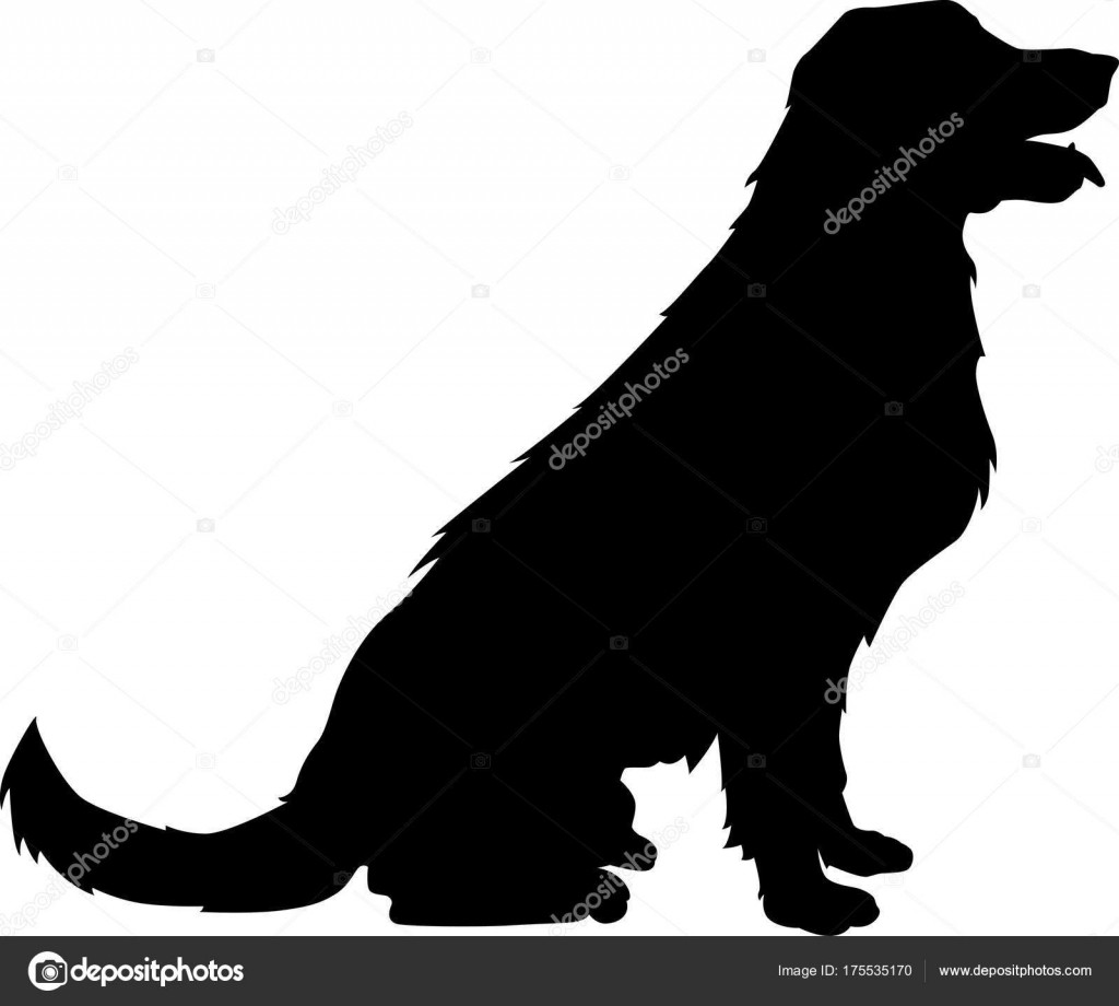 1024x920 Depositphotos 175535170 Stock Illustration Sitting Dog Vector