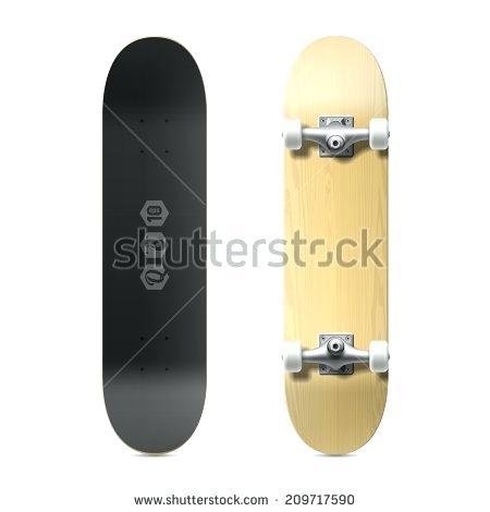 450x470 Skateboard Vector Template Illustrator Sponsored Ecosolidario.co