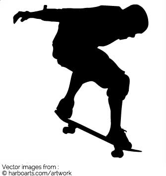 335x355 Download Freestyle Jumping Skateboarder