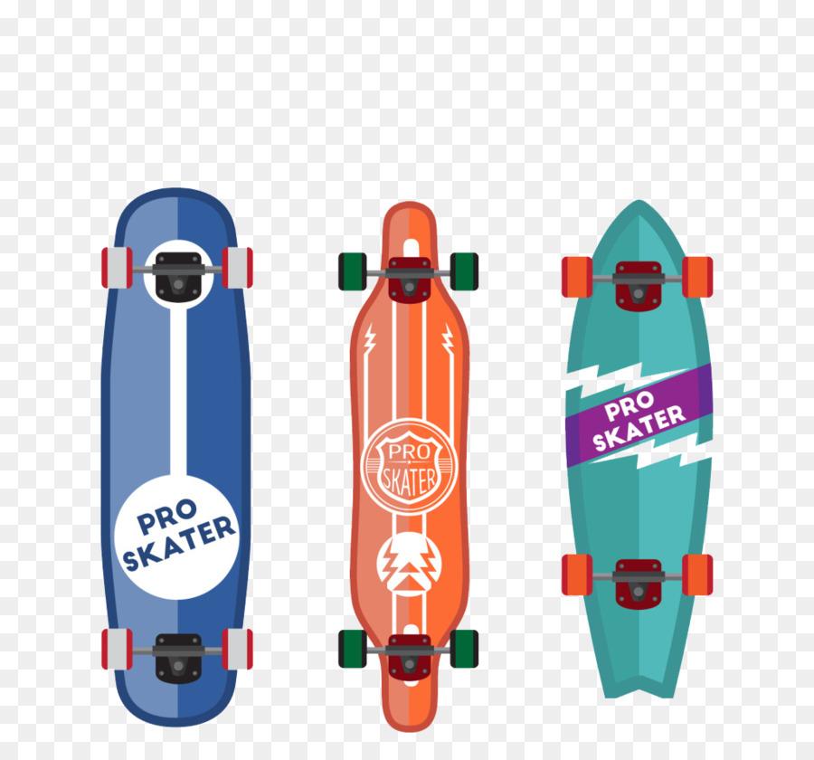 900x840 Longboard Skateboard Euclidean Vector Surfing