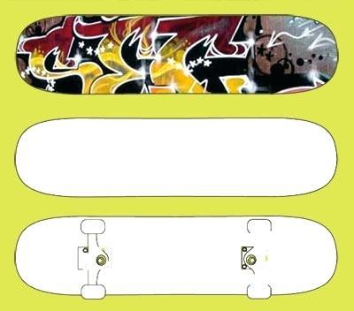 400x352 All Skate Board Template Skateboard Maker 2 Wearesoul.co