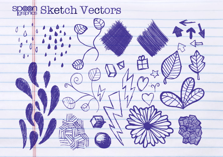 713x500 Free Vector Graphics Pack