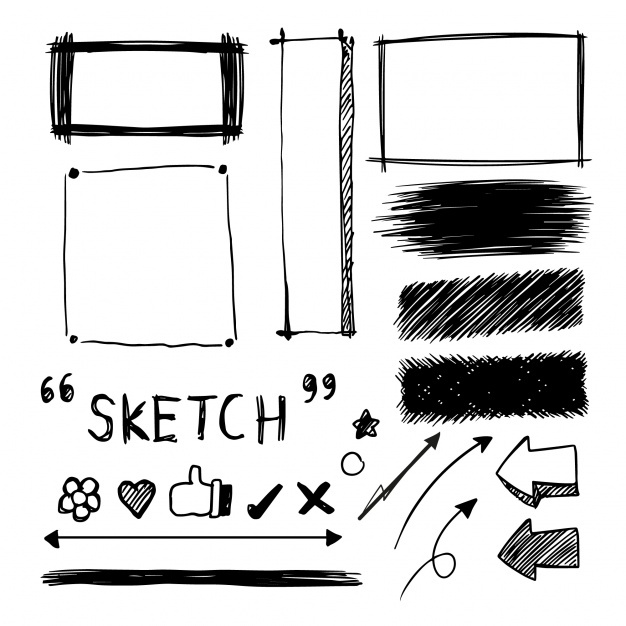 626x626 Sketch Vectors, Photos And Psd Files Free Download