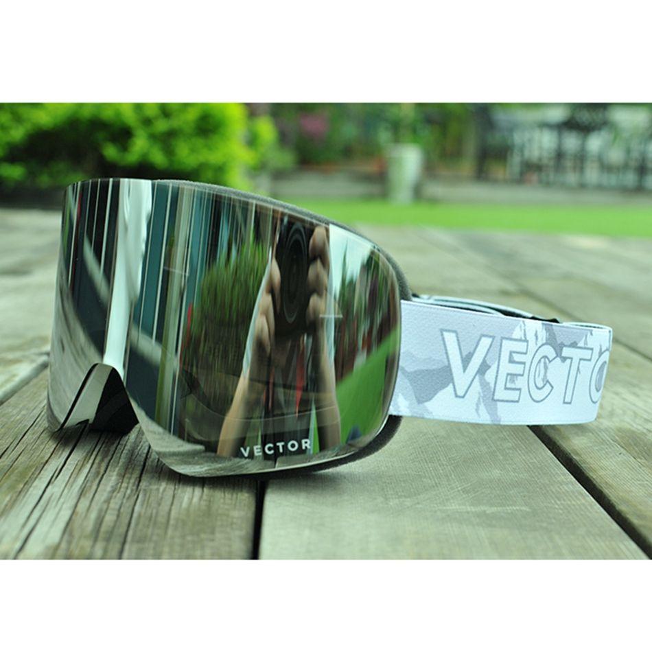 950x950 Vector Brand Ski Goggles With Case Double Lens Uv400 Anti Fog Ski