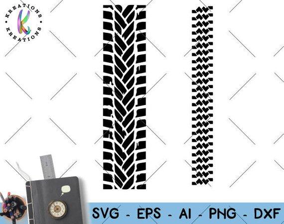 570x450 Skid Mark Svg Tyre Tracks Clipart Svg Extreme Sports Print Etsy