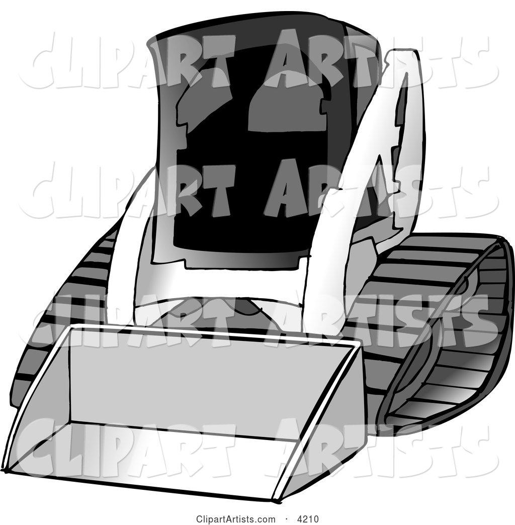 1024x1044 Bobcat Skid Steer Loader Clipart By Dennis Cox (Djart)