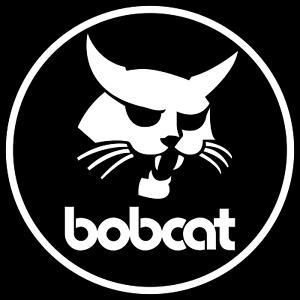 300x300 Collection Of Free Bobcat Vector Skid Steer. Download On Ubisafe