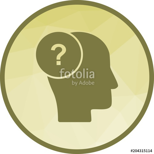 500x500 Questioning Skills Icon Stock Image And Royalty Free Vector Files