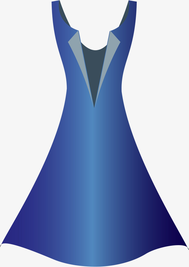 650x916 Blue Skirt Vector, Blue Vector, Blue, Clothes Png And Vector For