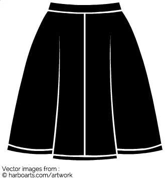 335x355 Download A Line Skirt