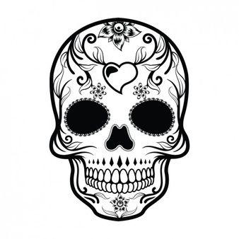 338x338 Sugar Skull Vectors, Photos And Psd Files Free Download Sugar