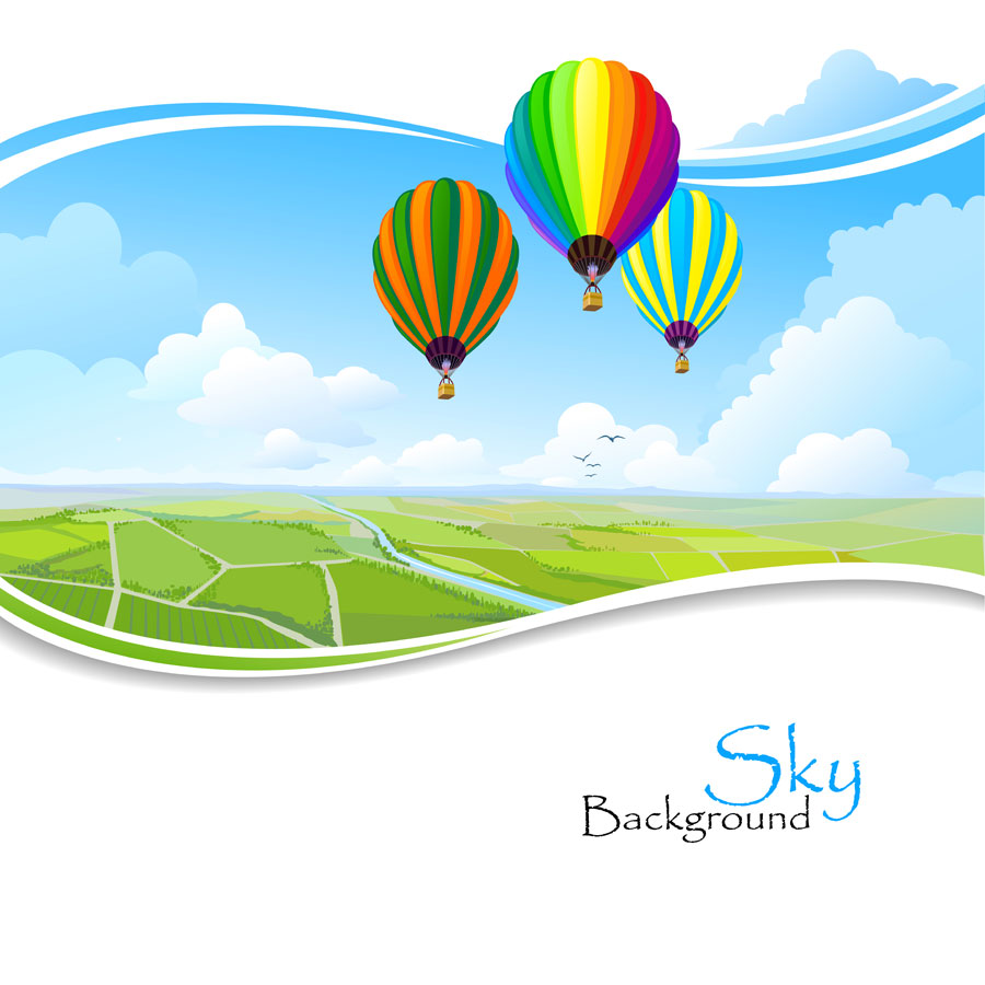 900x900 Sky Background Free Vector Graphic Download