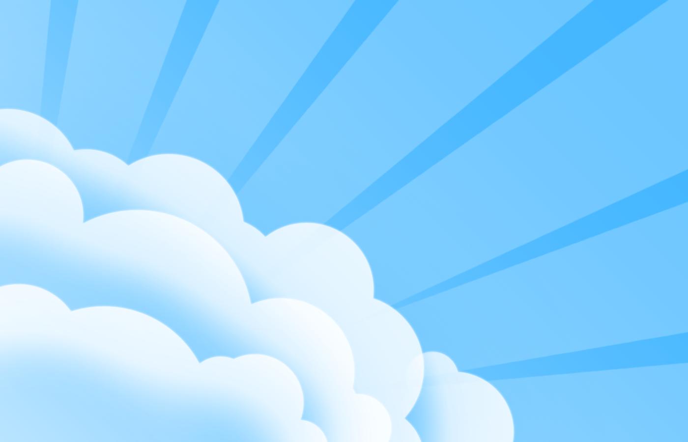 1400x900 6 Sky Vector Art Free Downloads Images