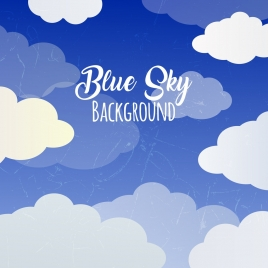 268x268 White Clouds In Blue Sky Vectors Stock For Free Download About (1