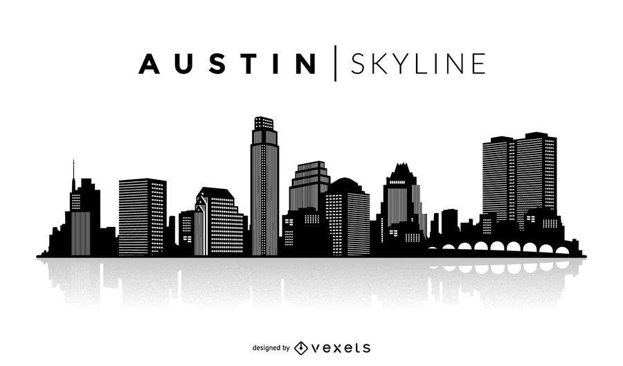 900x529 Austin Silhouette Skyline