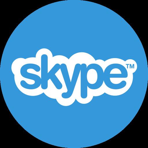 Skype Icon Vector