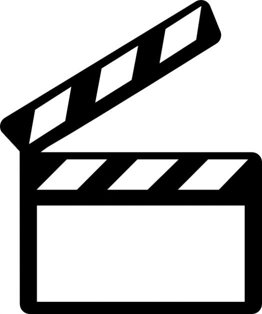 523x626 Free Film Slate Icon 184719 Download Film Slate Icon