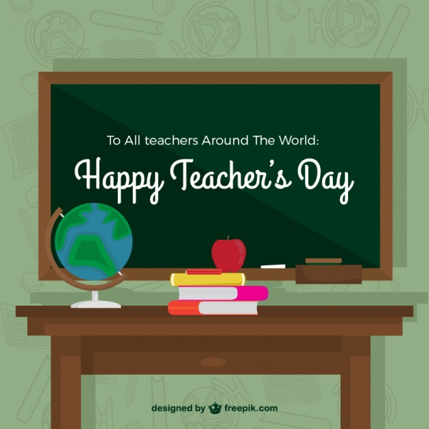 626x626 Teacher Wallpaper And Slate Vector Free Download