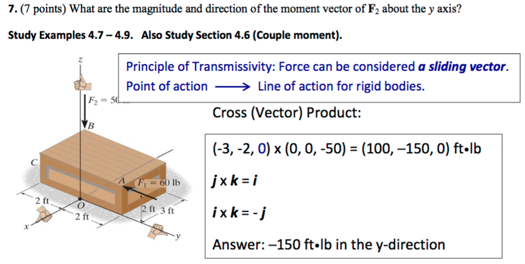 1024x515 Solved What Are The Magnitude And Direction Of The Moment