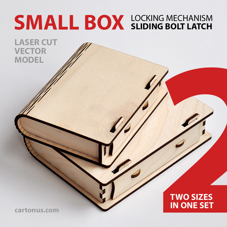 930x930 Box With Sliding Bolt Latch On Behance