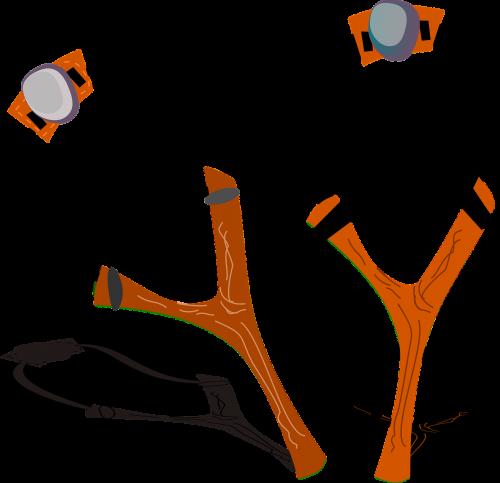 Slingshot Vector