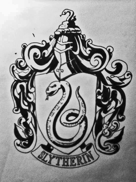 540x720 Slytherin Logos