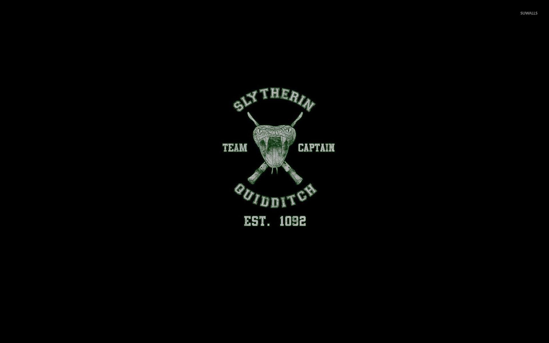 1920x1200 Slytherin Quidditch Team